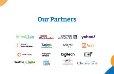 The organizations that propel our initiative